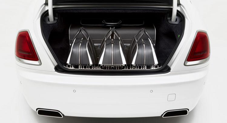 Rolls-Royce automotive accessories