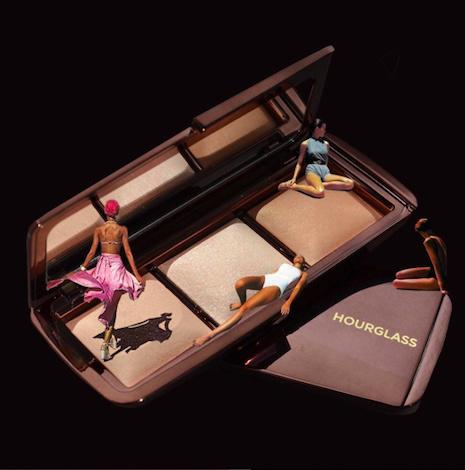 The Hourglass Cosmetics push