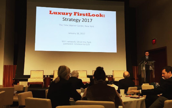 Luxury FirstLook Strategy 2017, annual conference organized by Luxury Daily