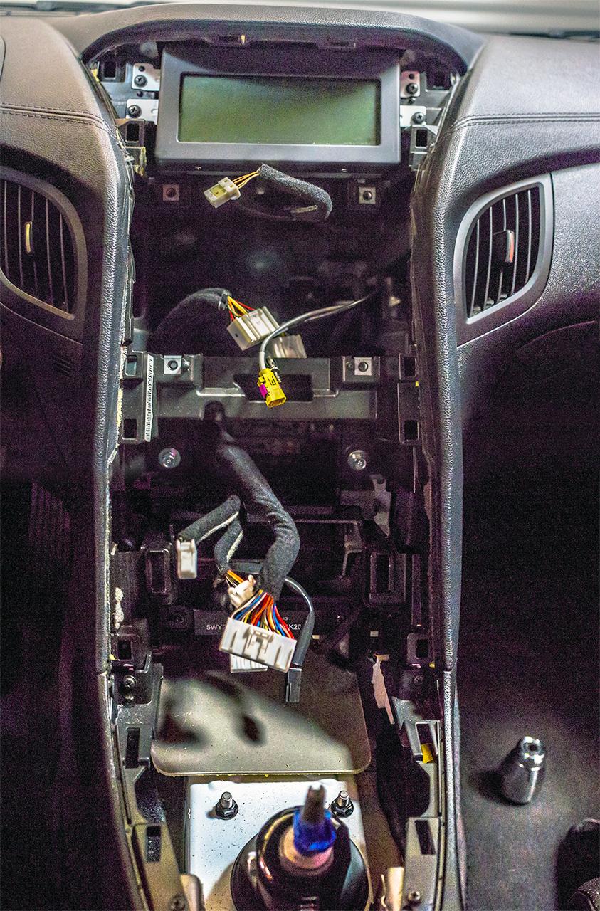 wiring harness hyundai genesis this 2016 hyundai genesis coupe overhauls his audio experience  this 2016 hyundai genesis coupe