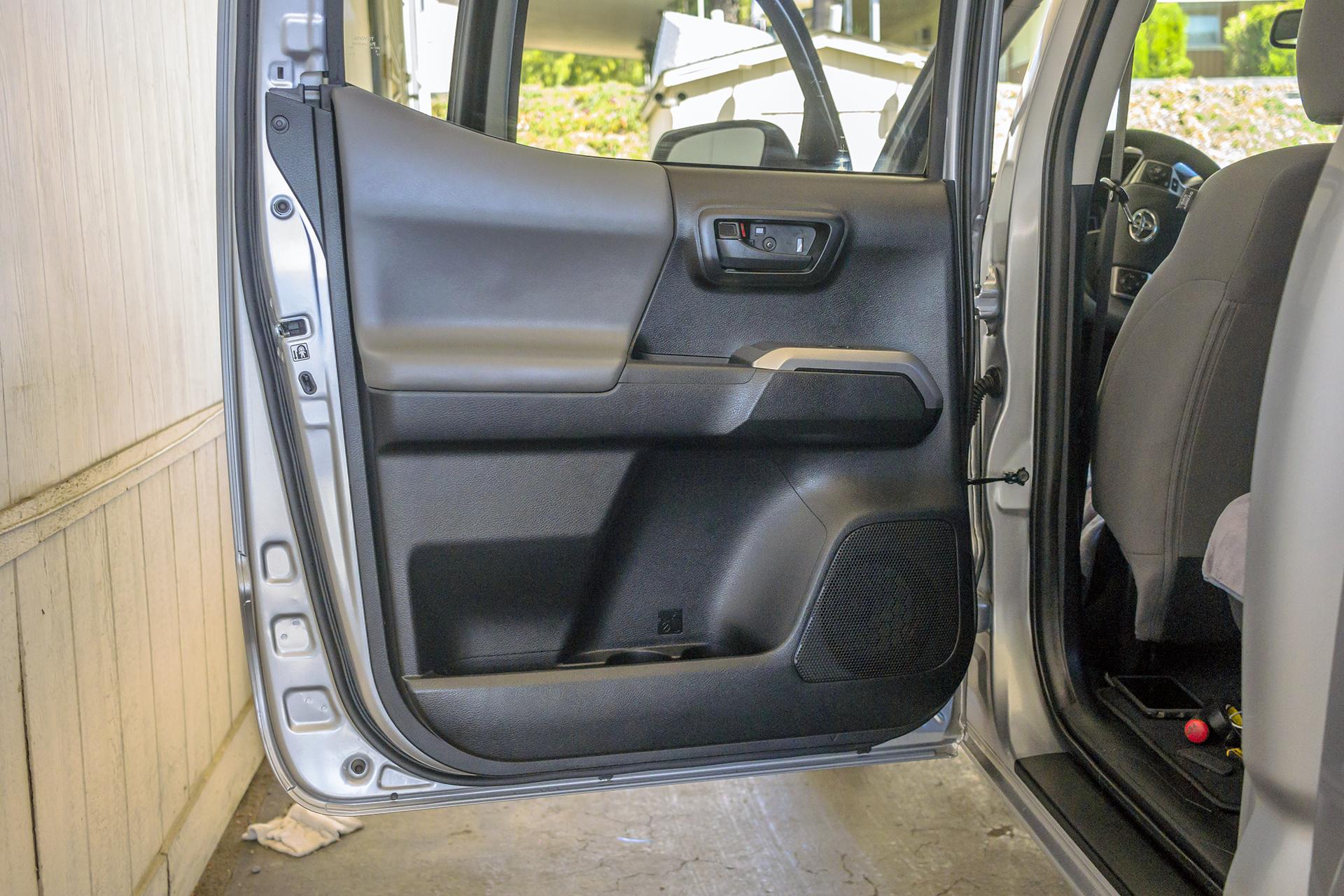 2018 Toyota Tacoma gets all new speakers! — Twelve Volt