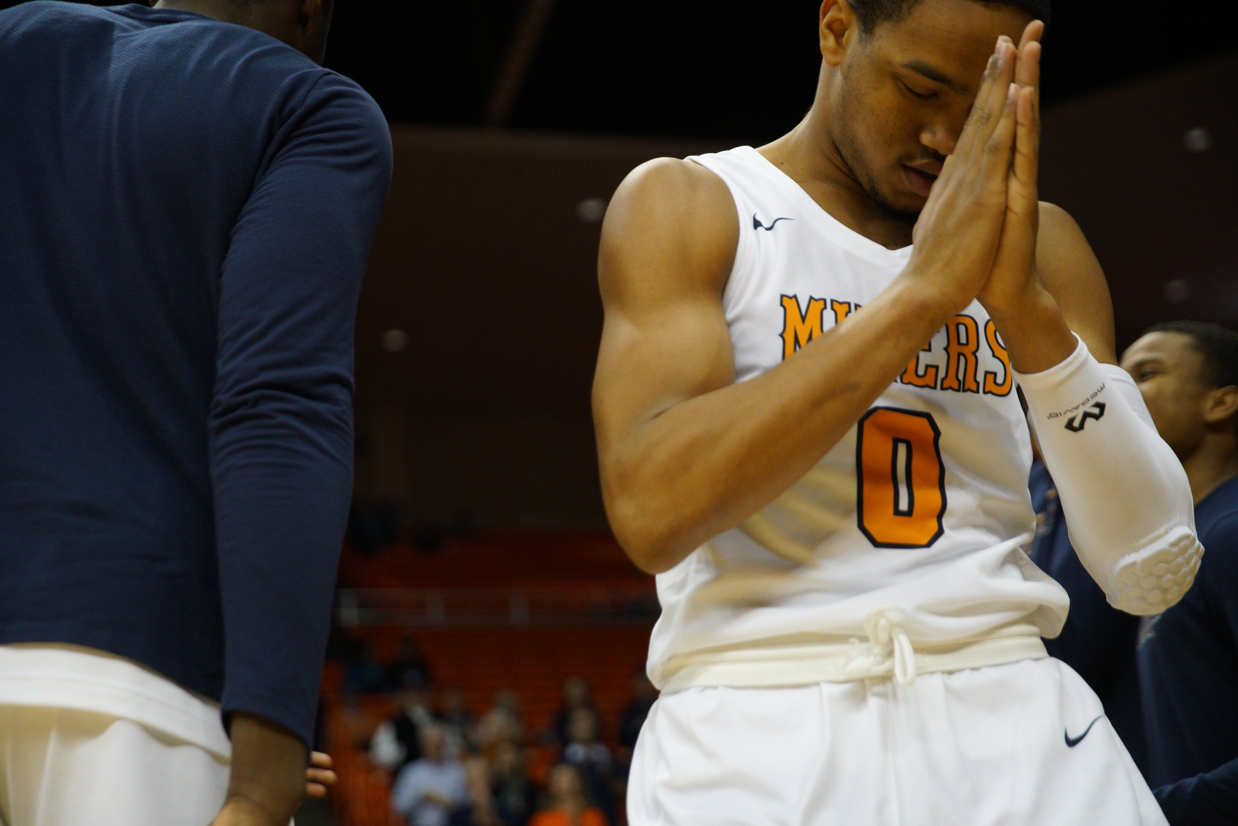 EL PASO, TX - DECEMBER 21: during the a college basketball game between Norfolk State Spartans and UTEP Miners on December 21, 2018, at the Don Haskin Center in El Paso, TX. (Photo by Jorge Salgado/Icon Sportswire)