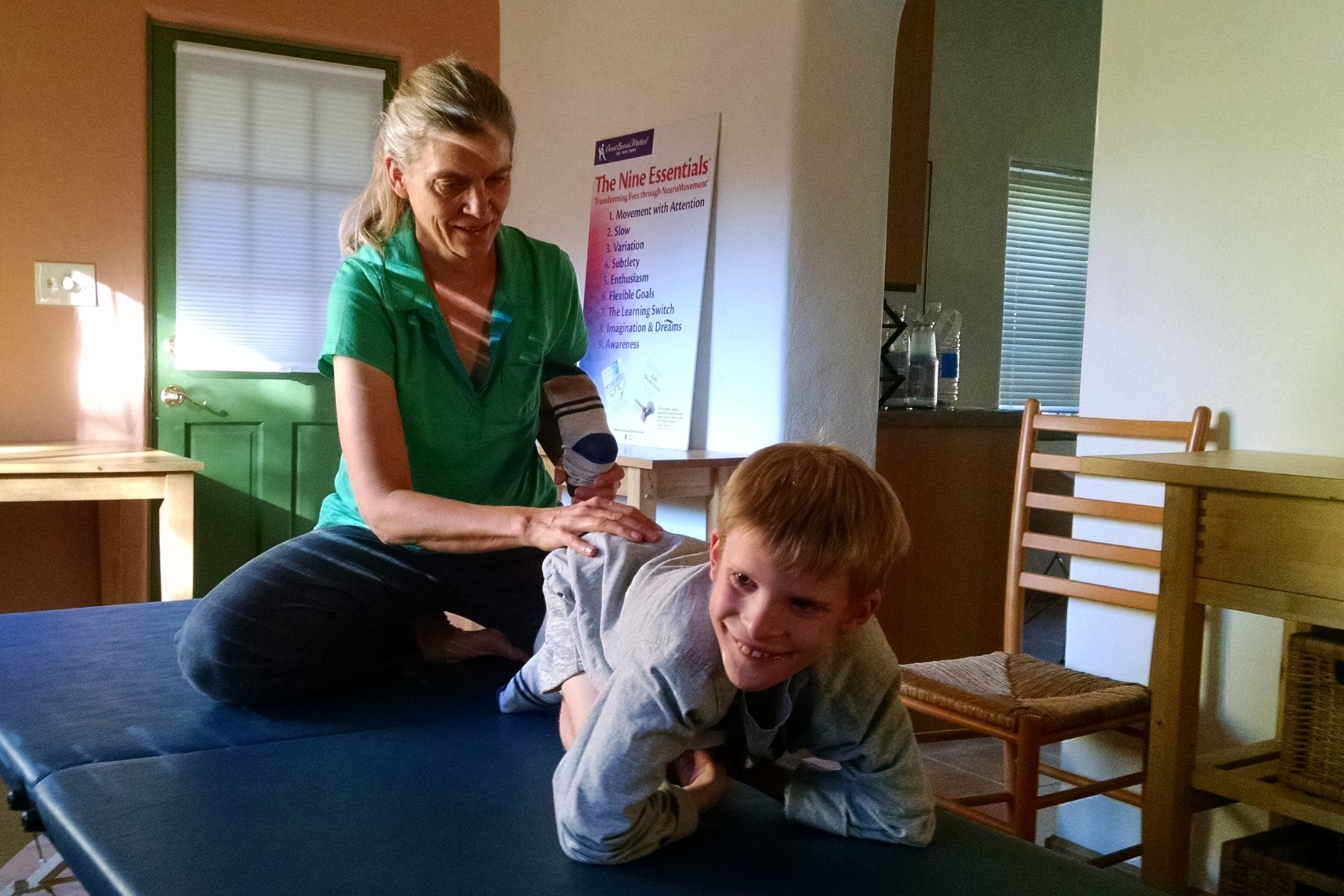 Intensive of Functional Synthesis Sessions for a child with autism.