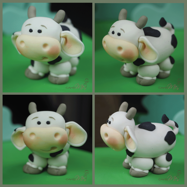Our new and improved cows in 2015