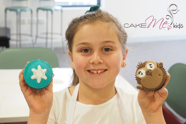 2D cupcake workshop