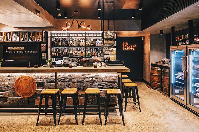 Elements Bar and Steakhouse Darlinghurst photoshoot for Kreativ Design.