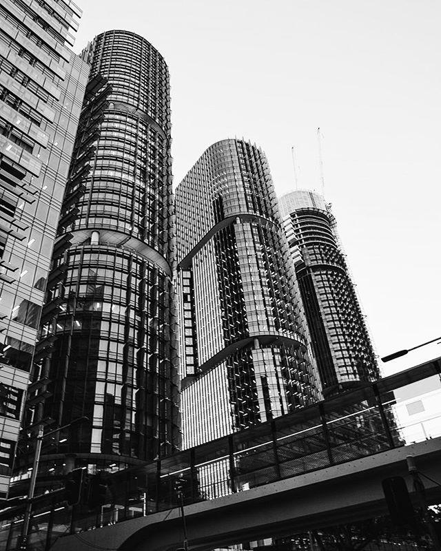 Barangaroo Buildings.