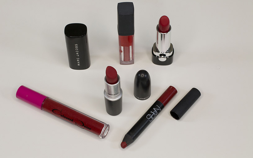 Rebecca's Top Five Red Lipsticks