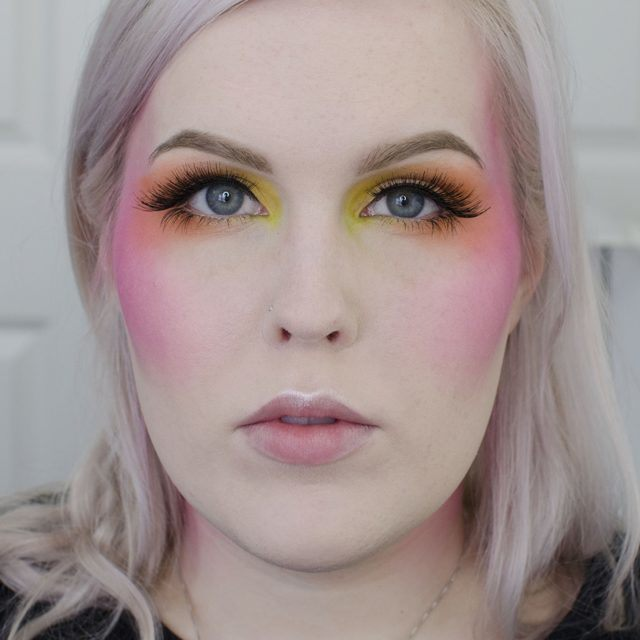 Soft, Colorful Fairy Halloween Makeup Tutorial