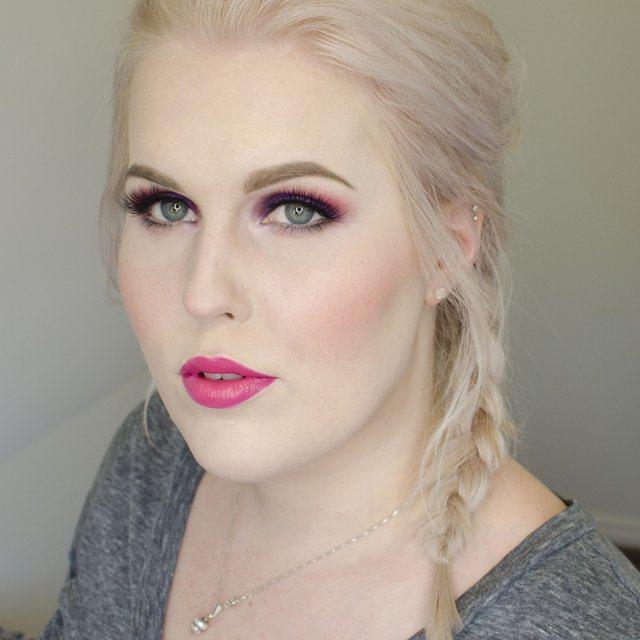Halloween Elsa Makeup Tutorial