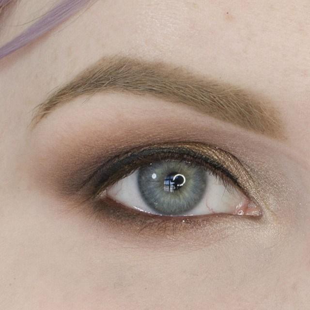 Warm Soft Brown Eyeshadow for Fall Tutorial