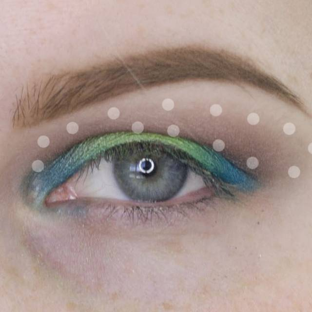 Mermaid Eyes Urban Decay Electric Palette Makeup Tutorial