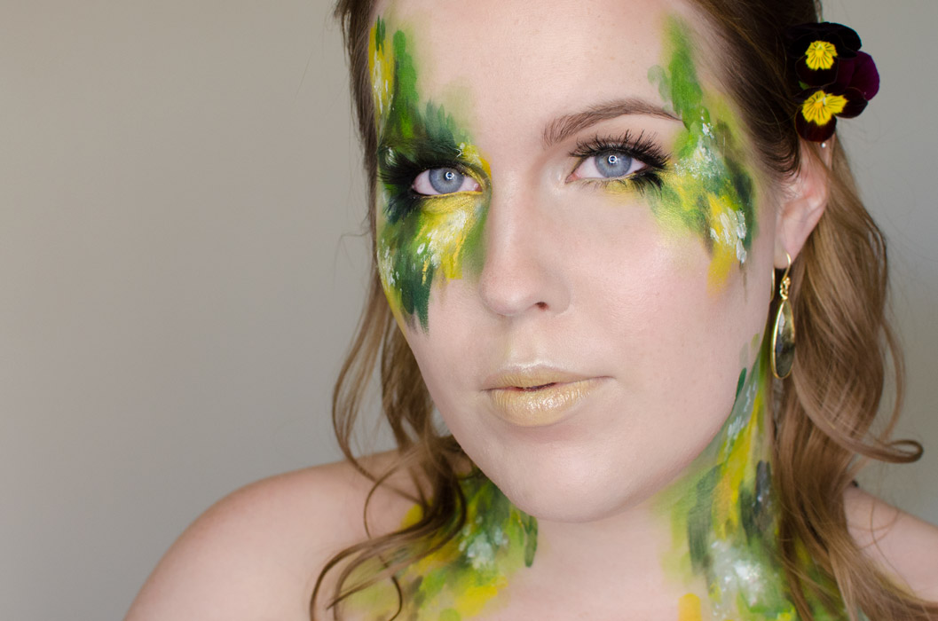 Pacific Northwest Inspired Creative Look