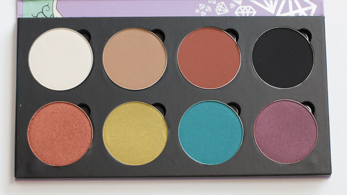 Saucebox Batalash Palette Swatches and Comparisons