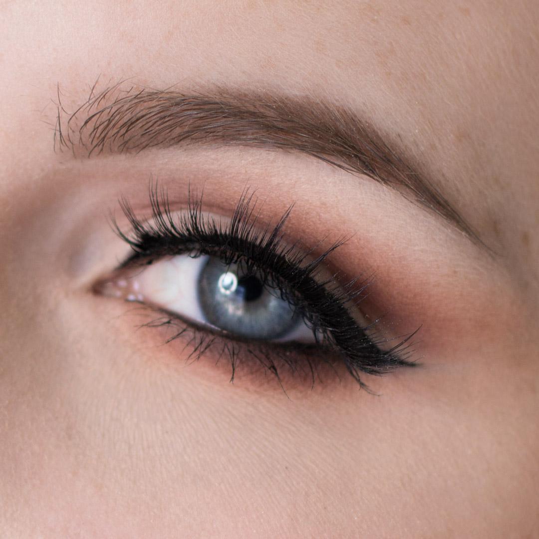 Soft Cut Crease with Melt Dark Matter Stack Makeup Tutorial