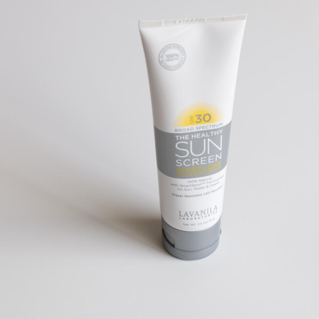 Lavanila The Healthy SunScreen Sport Review