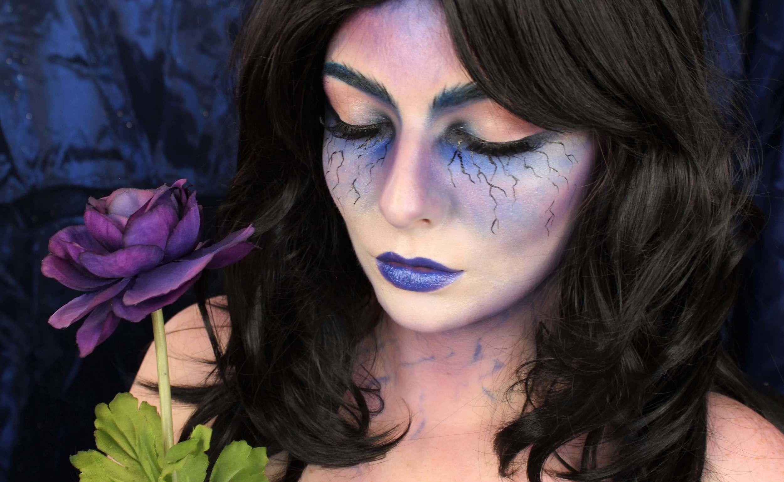 Queen of Light Makeup Tutorial Darkness