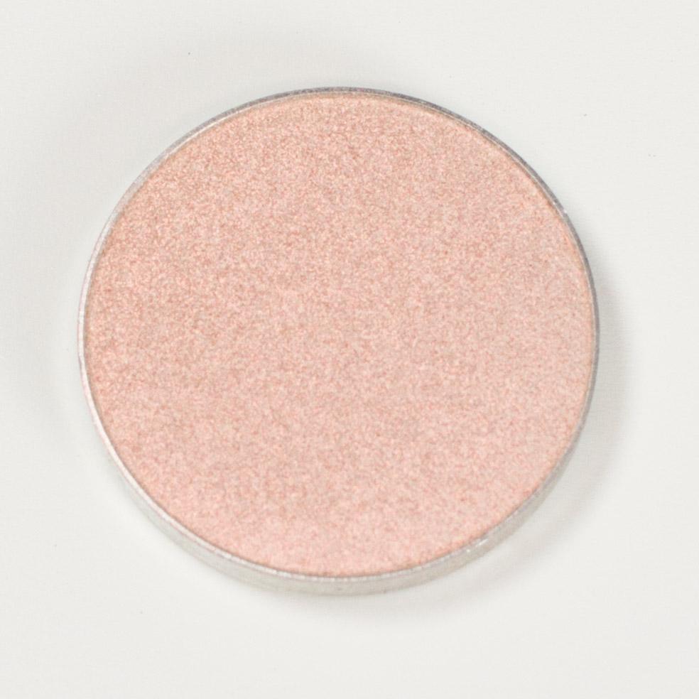 Makeup Geek Duochrome Eyeshadow Swatch I'm Peachless