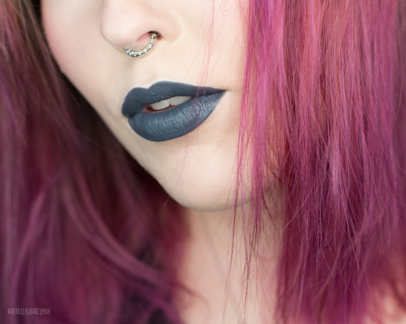 Nyx Cosmetics Lip Suede in Stone Fox