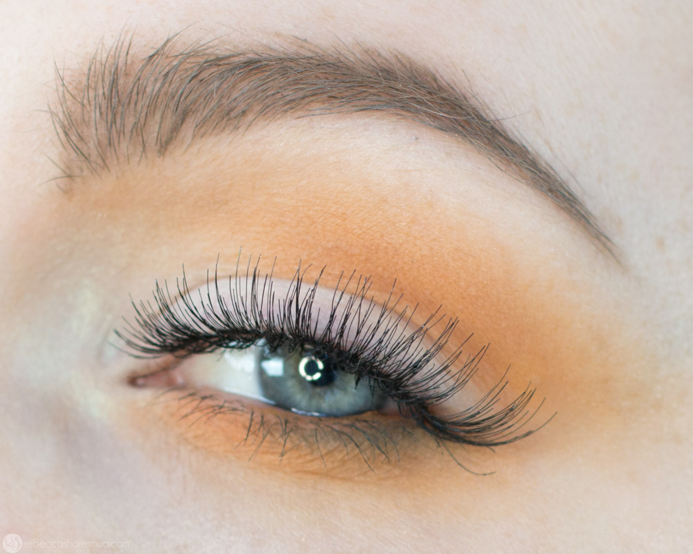 Orange and Yellow Eyeshadow Tutorial with Anastasia Beverlyhills Subculture Palette Final