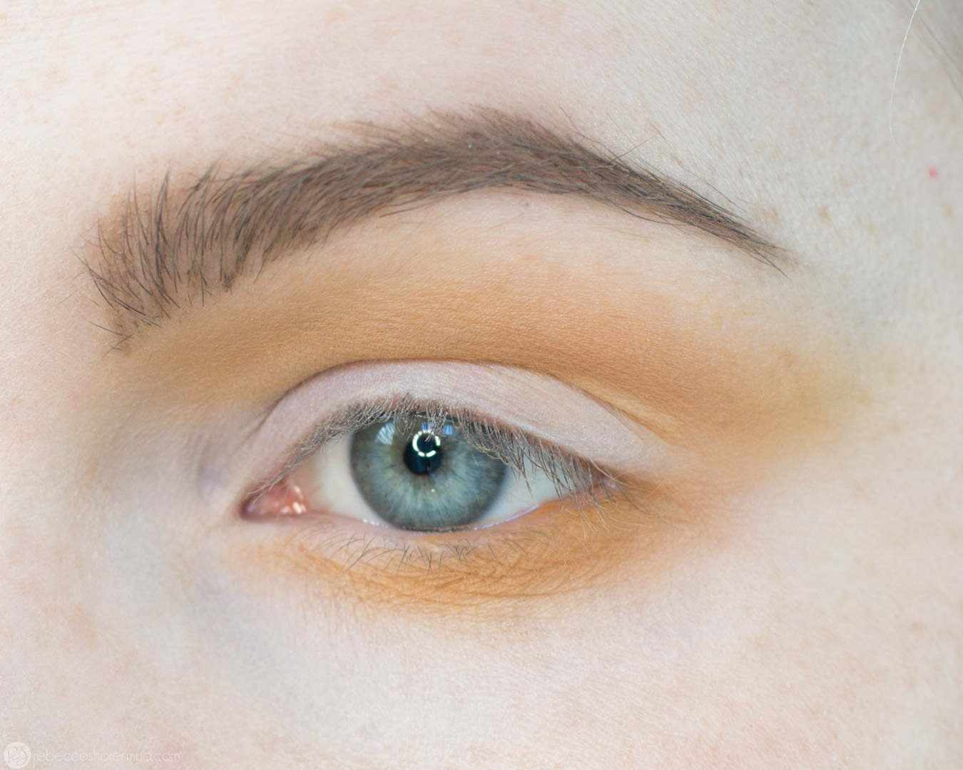 Orange and Yellow Eyeshadow Tutorial with Anastasia Beverlyhills Subculture Palette 4