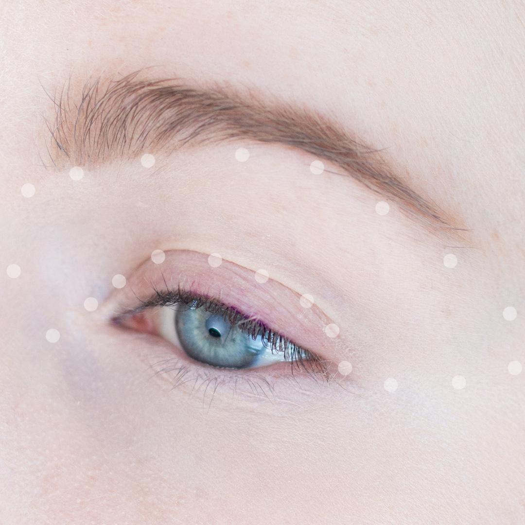 Daytime Warm Step By Eyeshadow