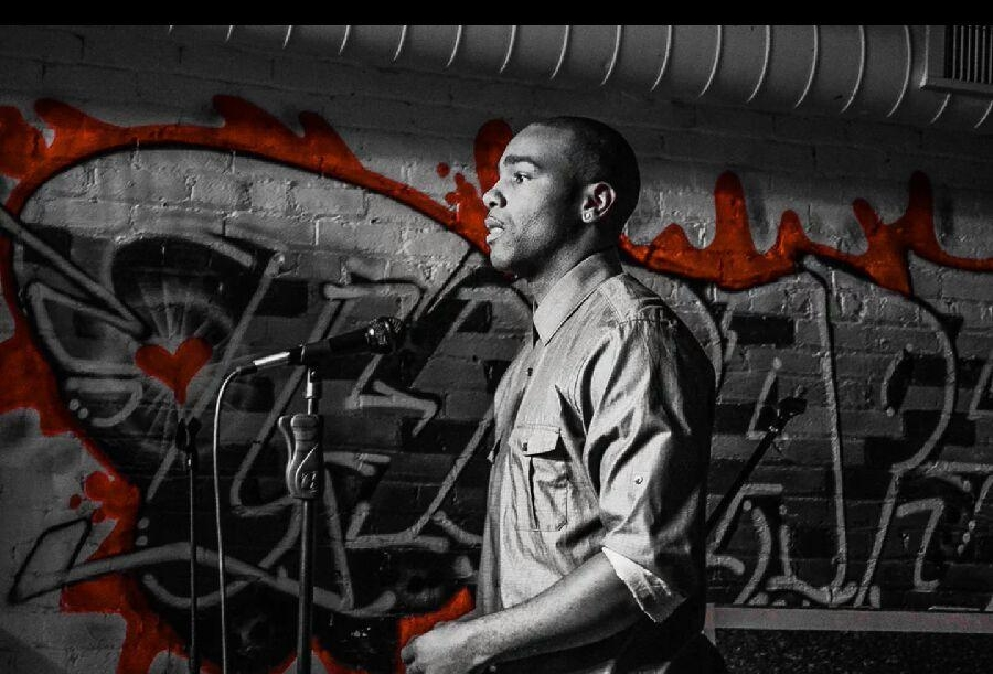 Atlas started performing poetry after he was stationed at WPAFB in 2013. In the summer of 2014, Atlas teamed up with three other poets to form Underdog Academy performing in various different cities throughout the Midwest. Since joining UA, Atlas' writing has grown to voice the perspectives of marginalized people and to share his experiences through art and performance