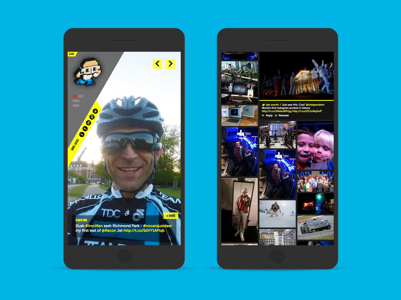 jasonbradbury-mobilesite