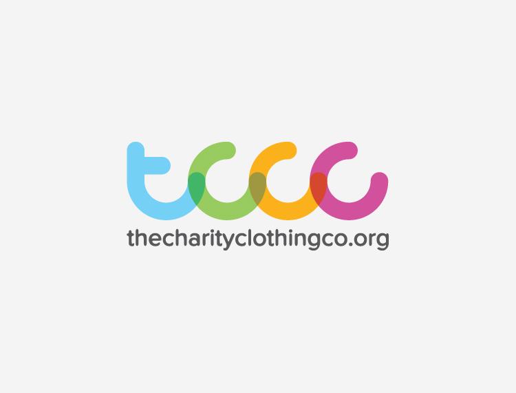 charity clothing logo