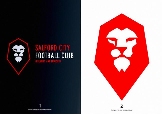 Salford city fc new logo