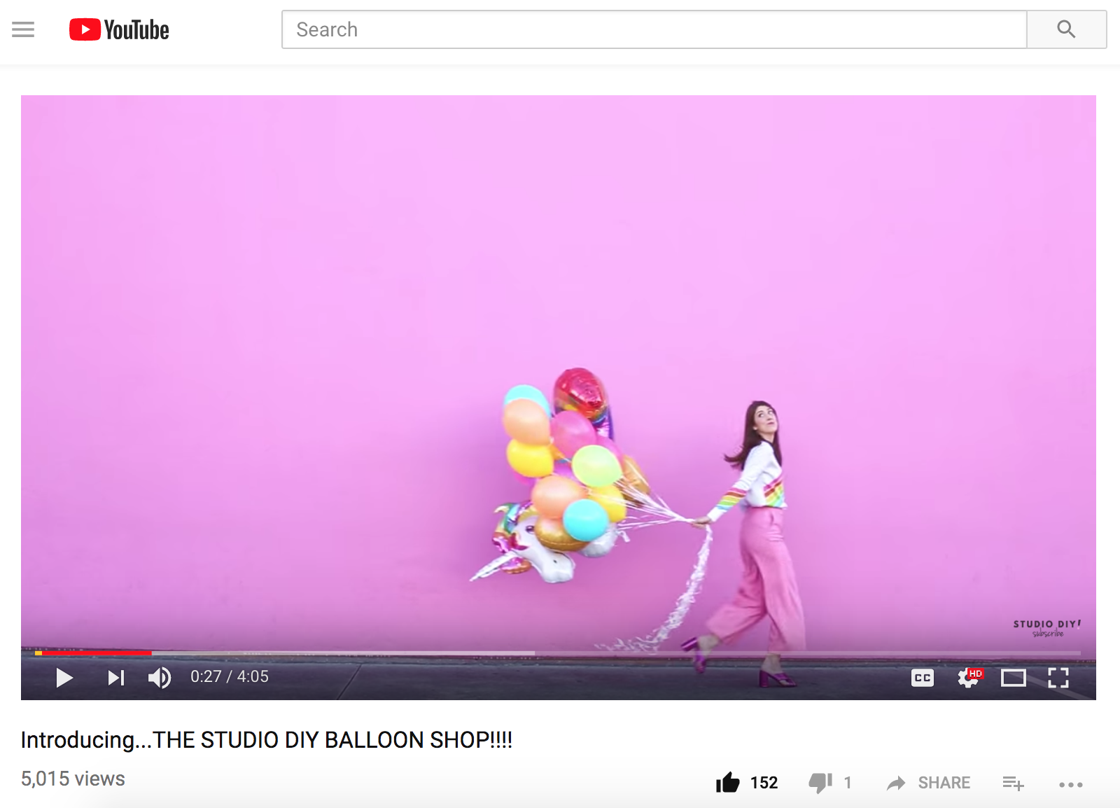 Kelly's balloon launch was a personal story that needed a script. I wrote one for the launch video, which  you can watch here.