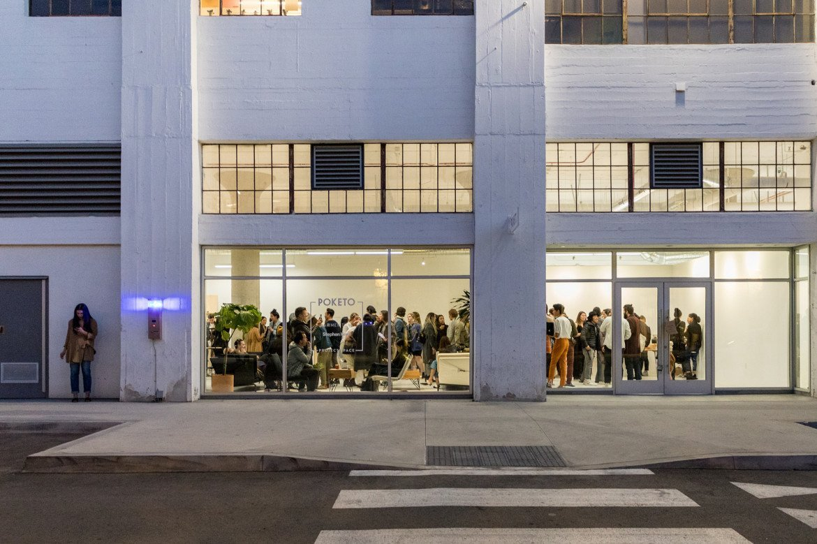 I wrote  blog posts  highlighting the brand's expansion, including its arrival at ROW DTLA.