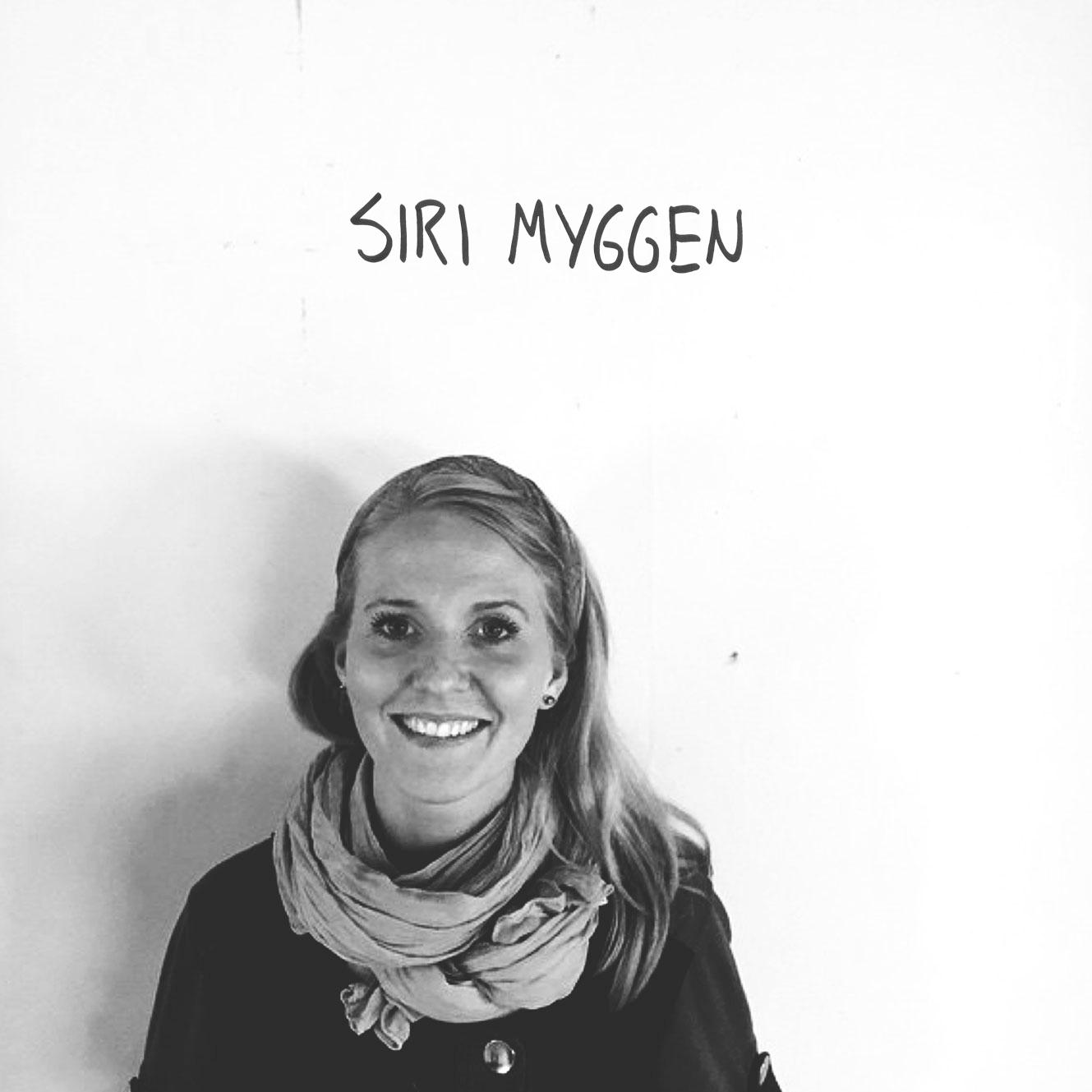 SIRI MYGGEN