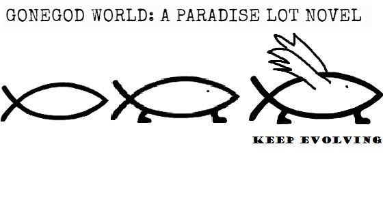 Keep Evolving! #paradiselot #urbanfantasy #urbanfantasynovels #writer #writing #folklore #mythology #greatread