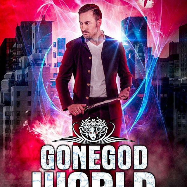 First the gods left.  Then the Others came.  #urbanfantasy #urbanfantasybooks #suspensethriller #mythology #vampire #book #gonegodworld #paranormalromance