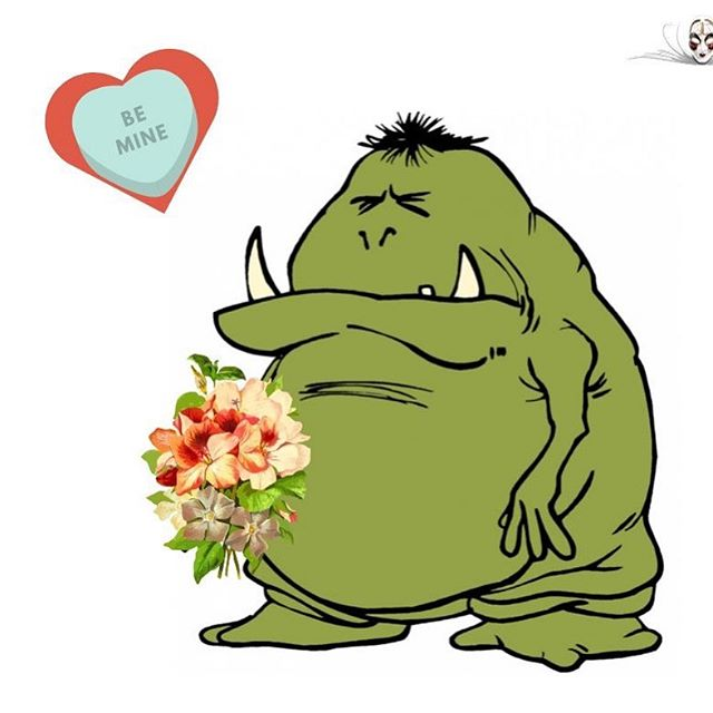 9 Reasons to Marry an Ogre:  In the GoneGod World, finding your soulmate is tough.  But sometimes the perfect mate is someone dismissed out of hand simply because they're a different species. Sure, cuddling with a porcupine might be tough, but love is an endless supply of bandaids.  And as for ogres … well, they get a bad rap, but why? In this article we explore the pros to marrying the beast with that huge nose.  So put aside your prejudices and open your hearts to an ogre. Happiness might just be one green brute away:  1.  If sensitivity isn't your thing: In this modern world of safe-spaces, validated feeling and participation trophies, you have to be in touch with your feelings to fit in. But what if that's hard for you? Marry an ogre. A true ogre will never insist you sit up all night exploring your feelings, never get angry because you forgot an anniversary or demand you play videogames with them. They won't even ask about your day. So if feelings aren't your thing, then an ogre just might be.  2.  They won't care about the mess: Laundry everywhere, dirty dishes and capless toothpaste are just a few of the messes an ogre wouldn't care about. If you're messy and don't care, then marrying one of these green giants just might be the mate you need.  3.  And as for the smell: With a mess comes the smell and ogres live by one philosophy – the smellier it is, the better ... Unfortunately, I've reached Instagram's word limit. If you'd like to read the rest, hop over to Facebook. Just cut and paste this link into your browser: https://www.facebook.com/gonegodworld/photos/a.916880035035003/2758222900900698/  Interested in learning more about the GoneGod World? Check out our flagship series HERE (readerlinks.com/l/568825) and join our Facebook Group: The House of the GoneGod Damned! HERE (https://www.facebook.com/groups/495713834233271/) .  #mythnerd #ogre #urbanfantasy #bookstagram #mythicalcreatures #fantasybooks #fantasycreature