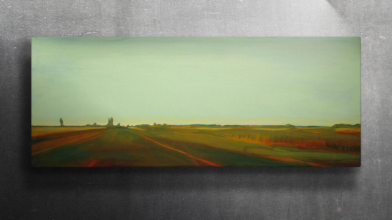 N11 NL 02  150x60cm Oil on canvas