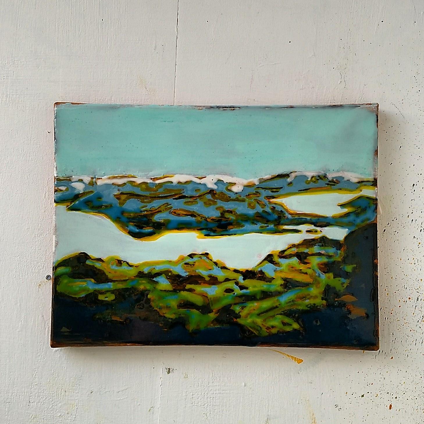 A.Terlage, lake Norway, 30x40 cm, epoxy.jpg