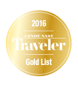 Condé Nast Traveler 2016 Gold List.png