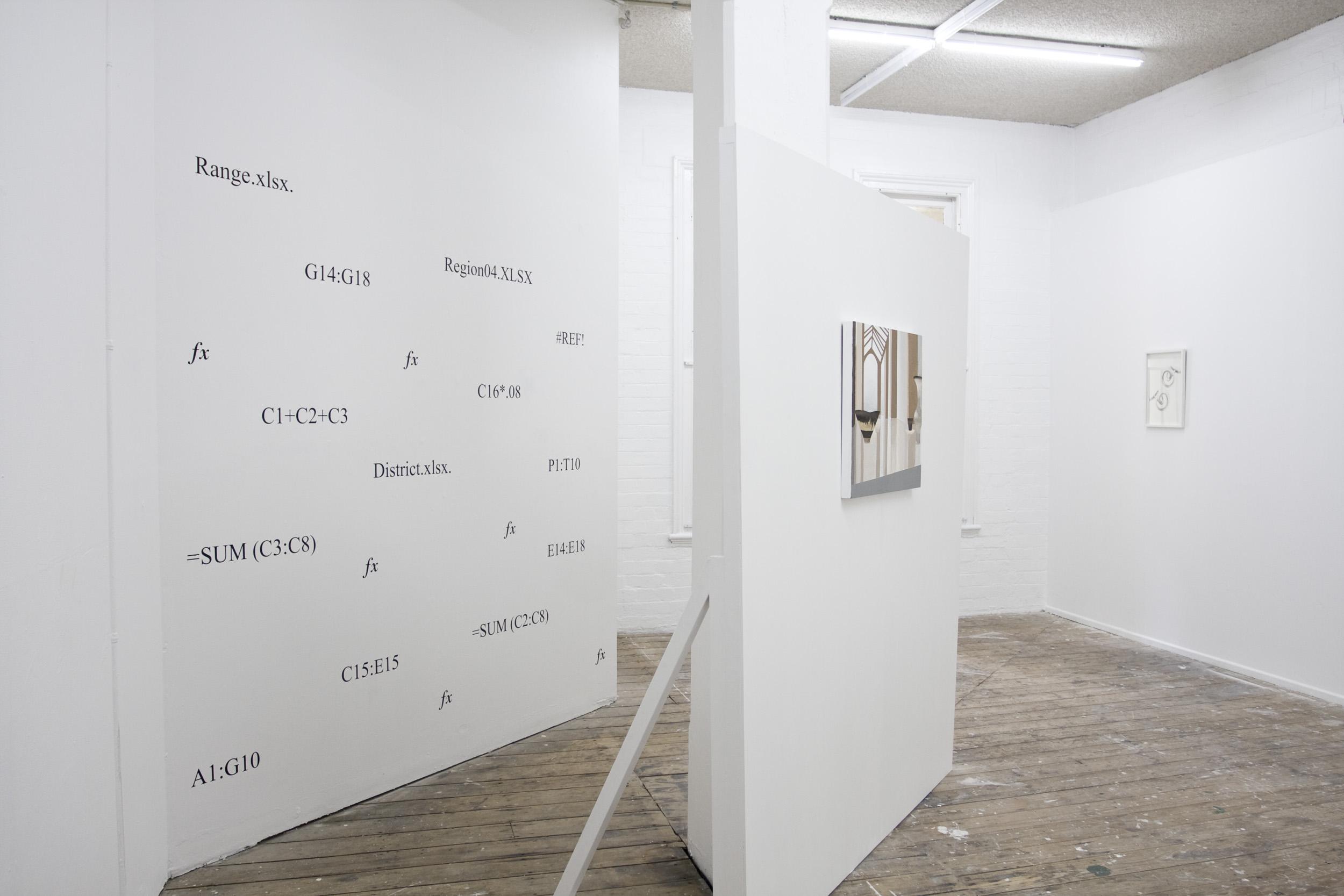 V.V.V.V.V.I.P.  2016, installation view.