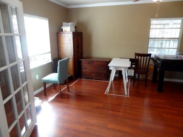 Home Office Pre Reno