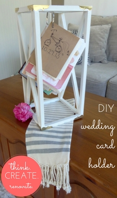Wedding Card Display