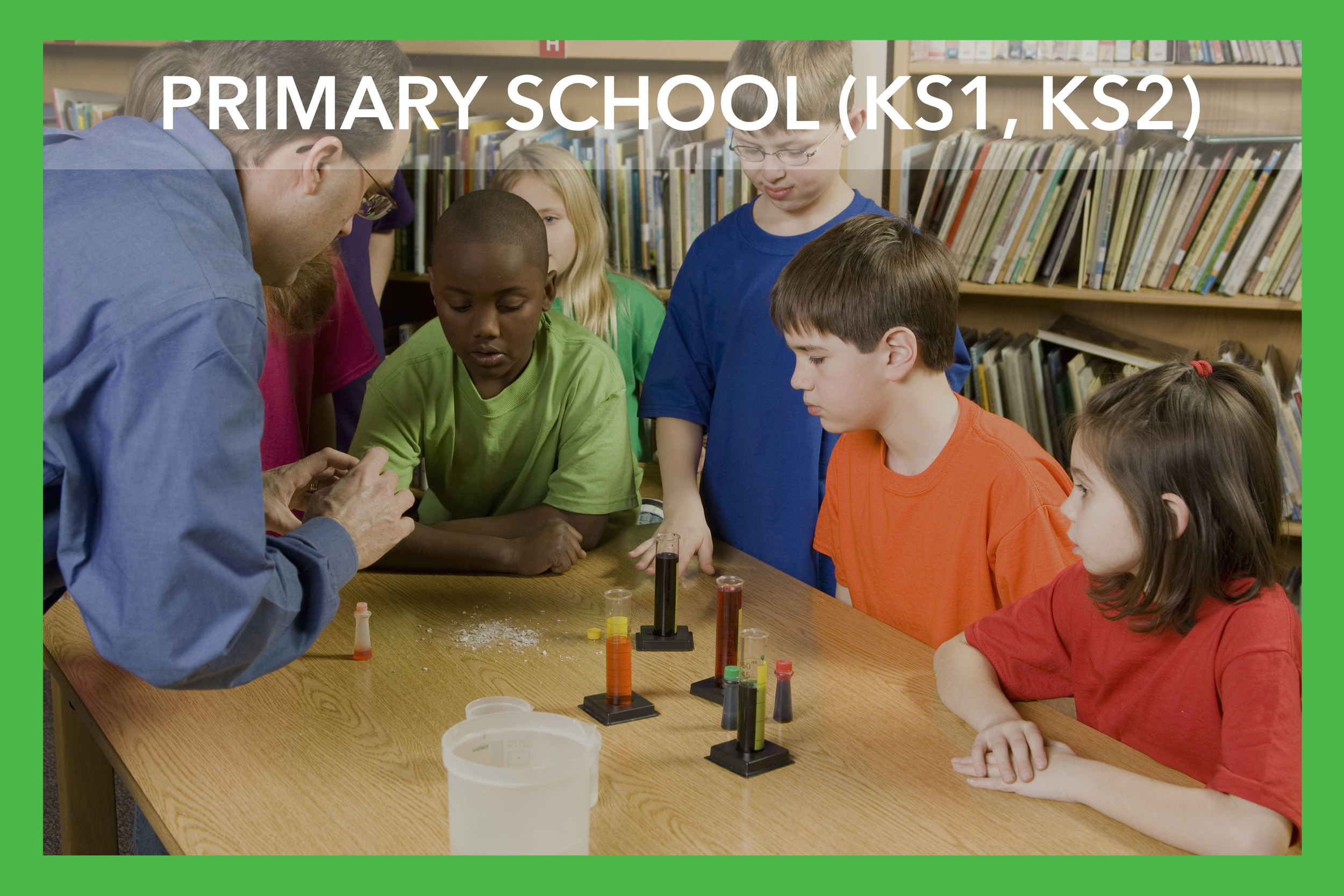 At primary school your child will first be formally taught science and their natural inquisitiveness about how the world works has the potential to spark a lifelong interest in the subject. At Numberprep we teach chemistry alongside the other sciences in line with the National Curriculum, and ensure sessions are engaging by allowing your child to explore materials and make observations for themselves.    Topics: Working scientifically, Everyday materials, Rocks, States of matter