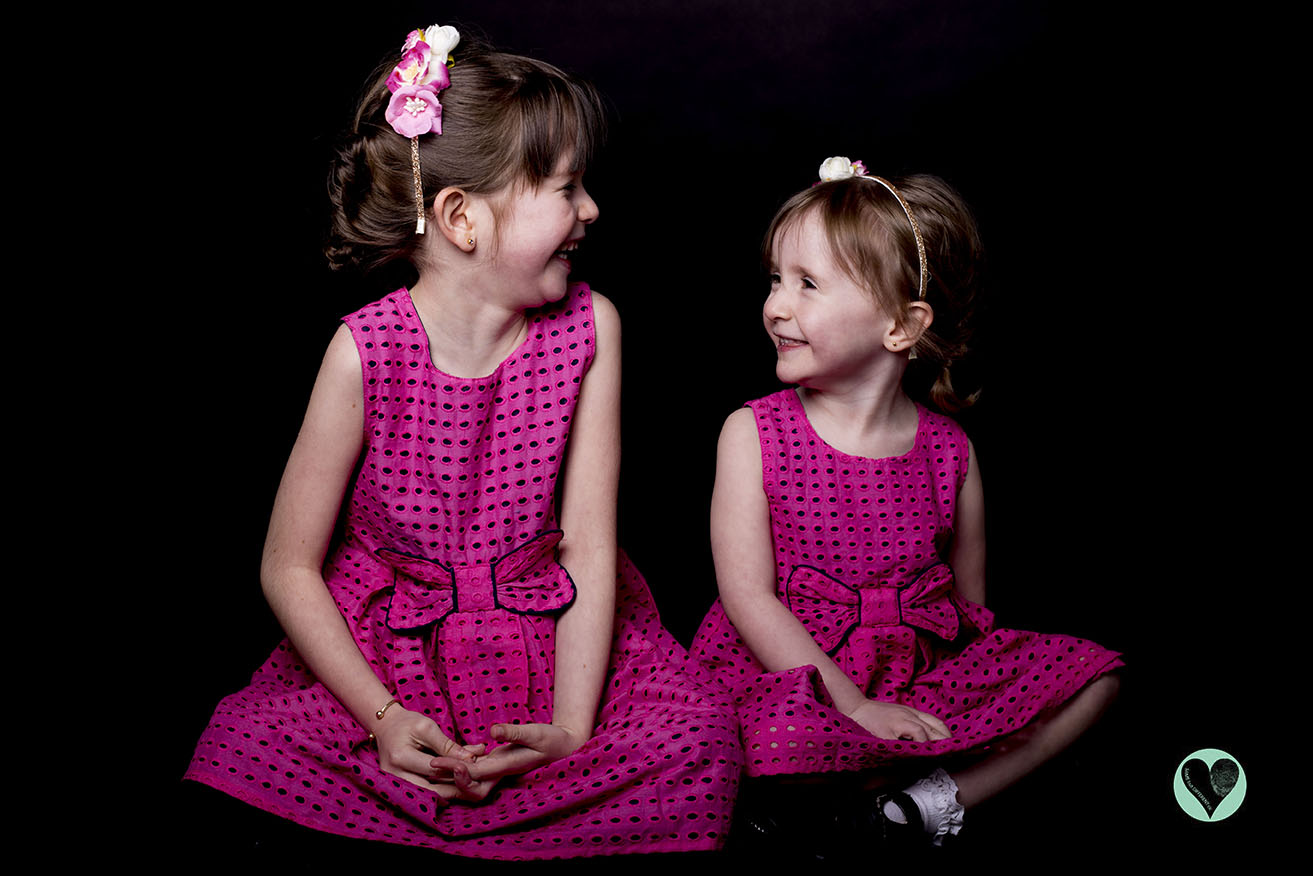 sisters with Marfan syndrome