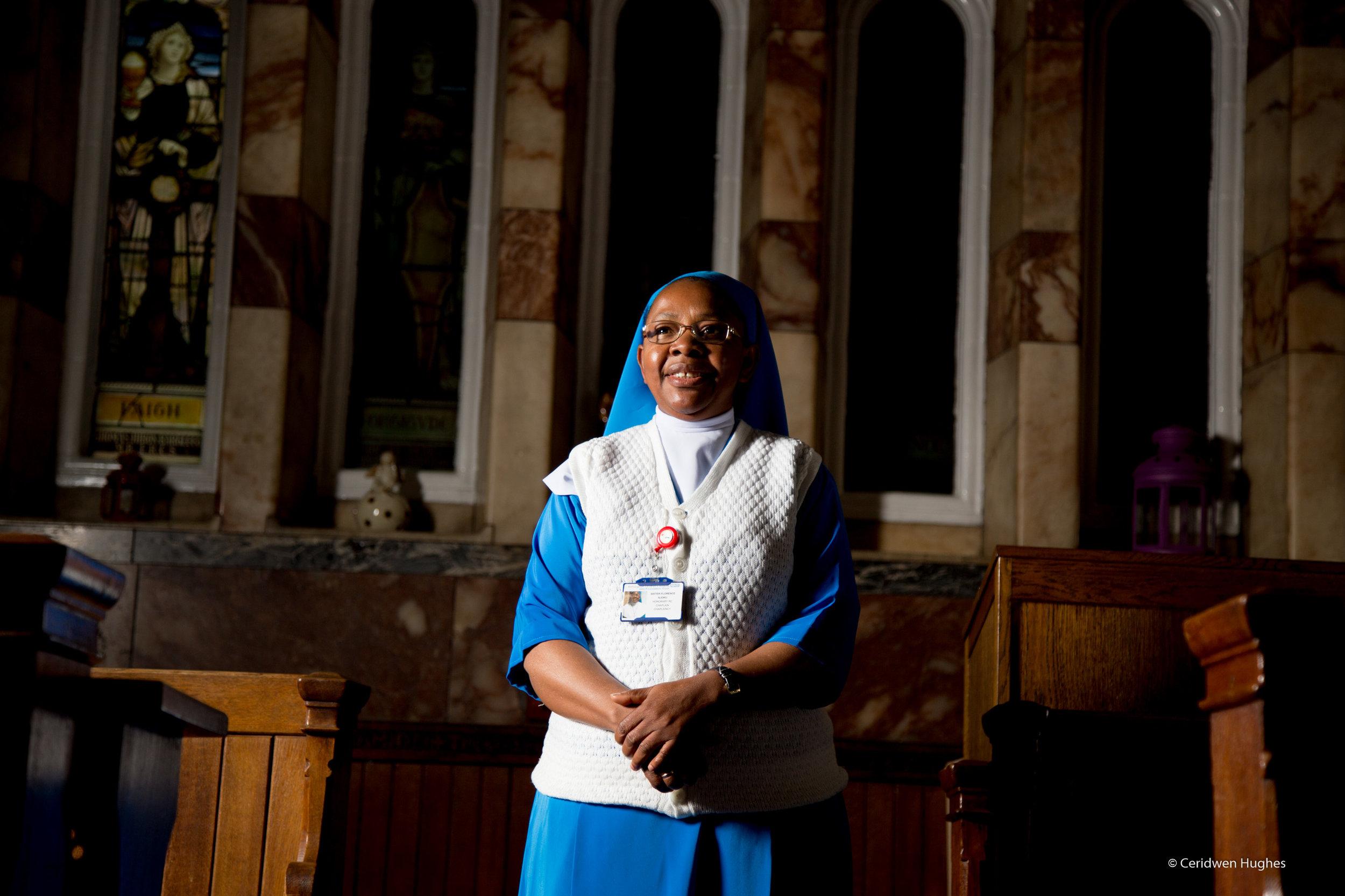 Sister Florence of Birmingham Children's Hospital