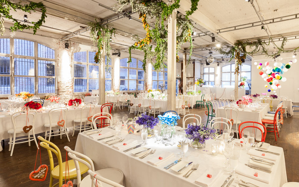 Image: Blue Robin Wedding Photography / Venue: Fortyfivedownstairs