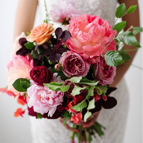 Image: Jerome Cole Photography / Flowers: Pomp and Splendour