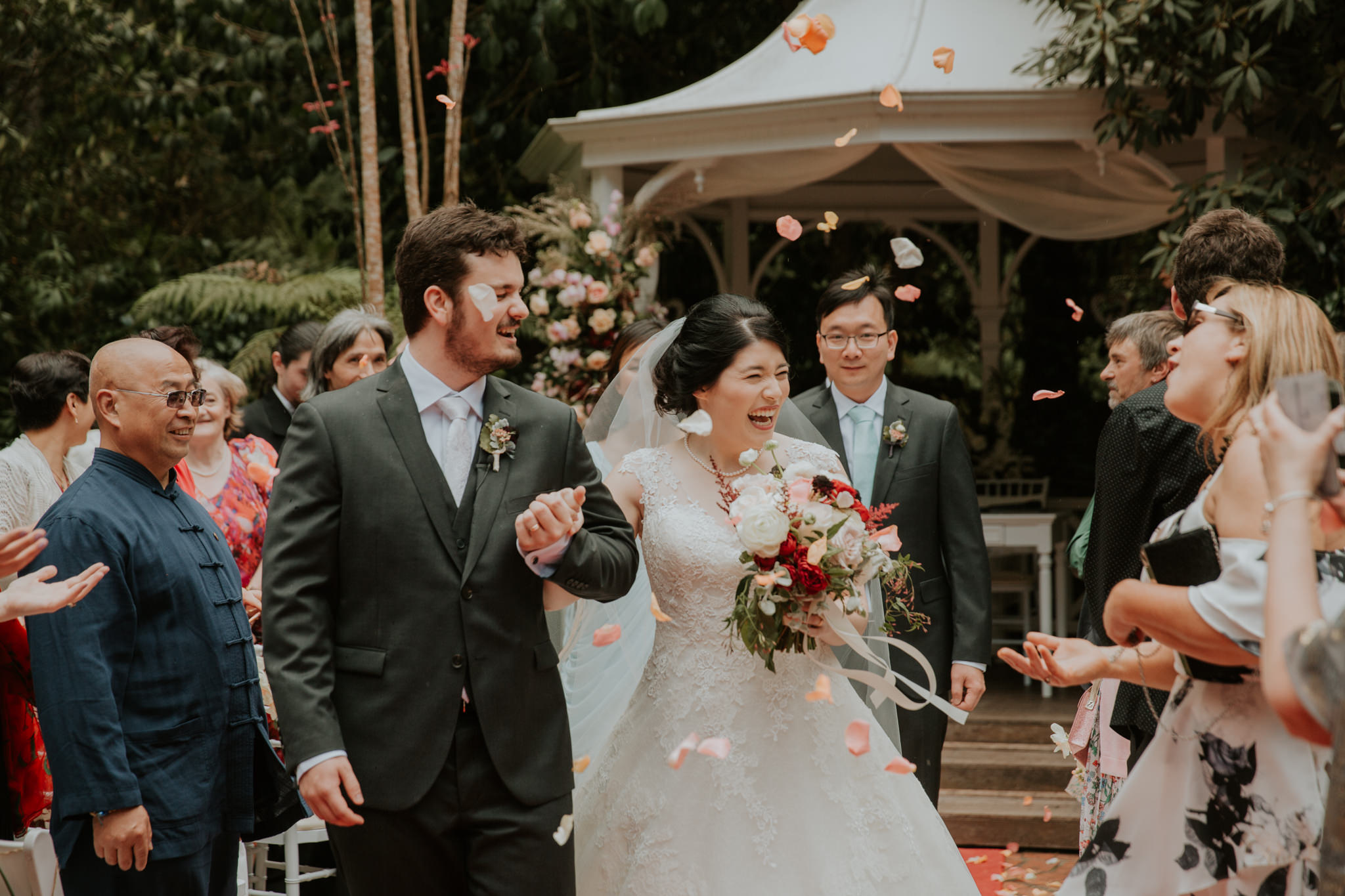 JEN + JARMON / Shot From The Heart / Lyrebird Falls / Sassafras Flower Design