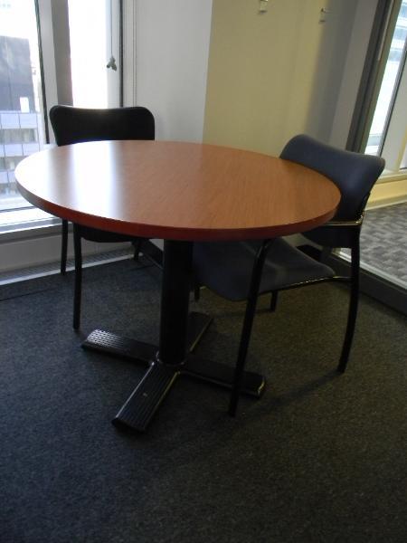 1: Knoll reff table