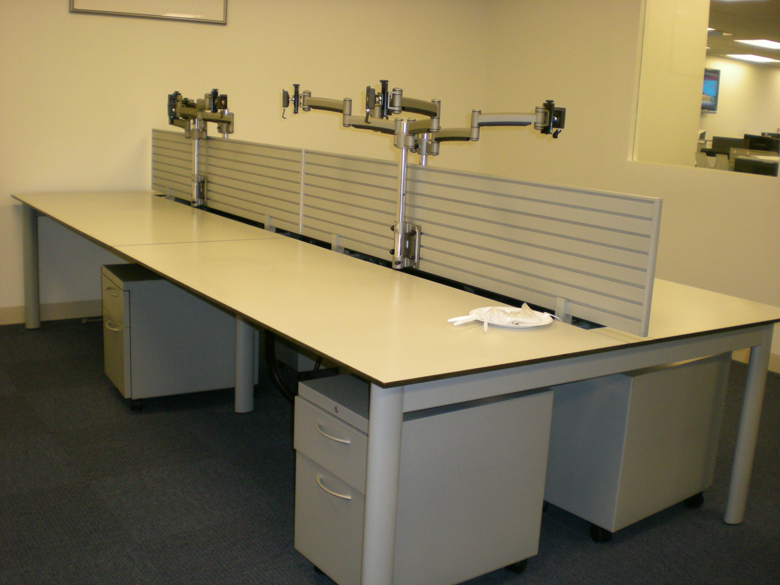 used trade desks